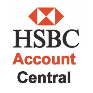 HSBC account central : Online