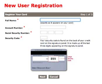 HSBC Account information