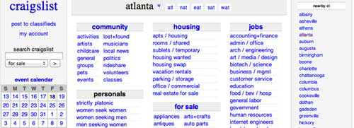 Find it on Craigslist Atlanta