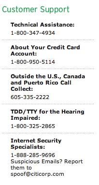 Contact Accountonline