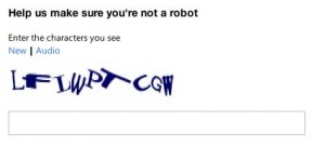 Hotmail captcha