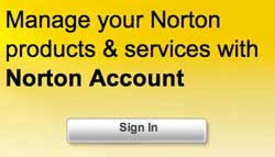 Norton account login