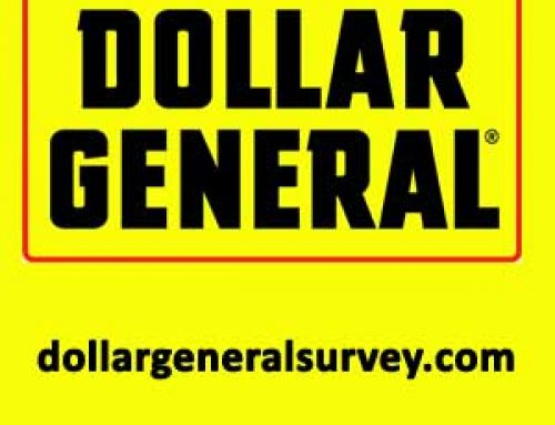 Your online customer survey on Dollargeneralsurvey.com