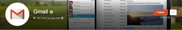 Plus Gmail