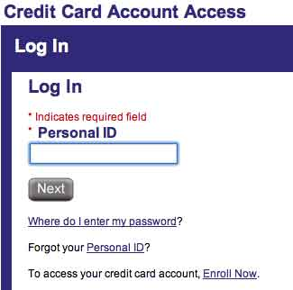 Login account access