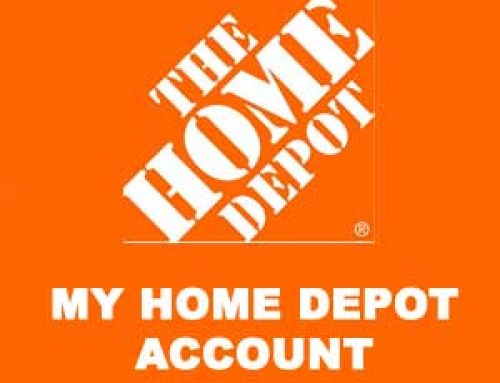 Sign up on www.myhomedepotaccount.com | My Home Depot