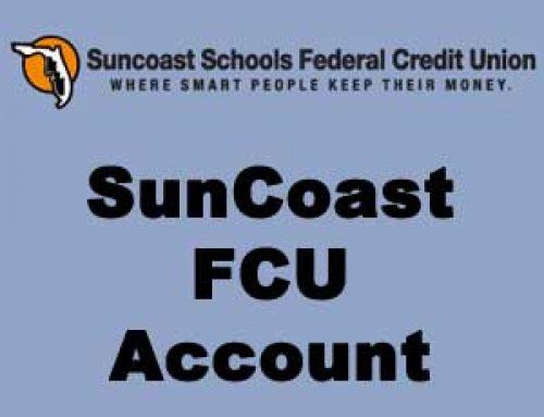 Suncoast FCU Account on www.suncoastfcu.org