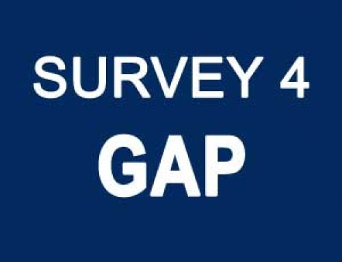 Share your Customer Experience on  www.survey4gap.com