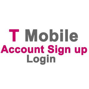 My Tmobile Account Sign up, Login