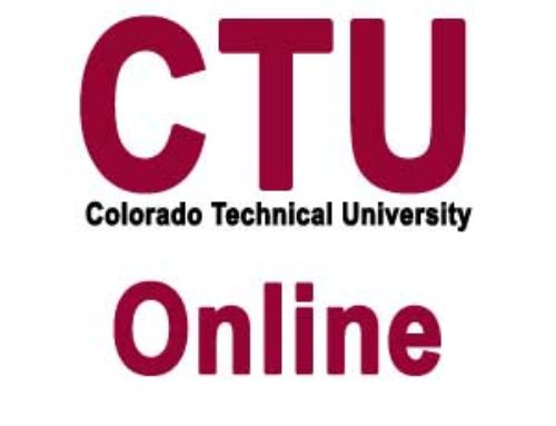 CTU Online login & Password Recovery | Colorado Springs