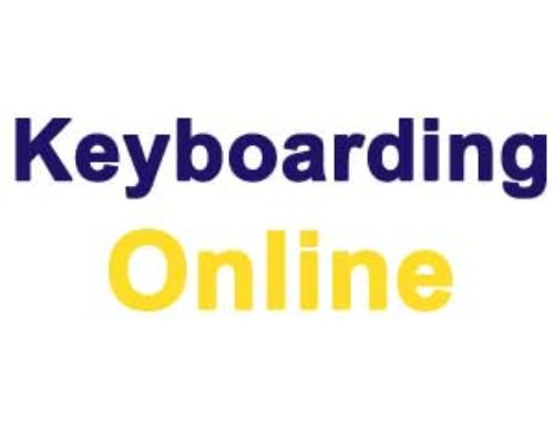 Play with Keyboarding Online | Free Games & Practice Test