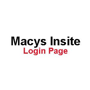 Macys Insite Login Page for Employee | Benefits & Help