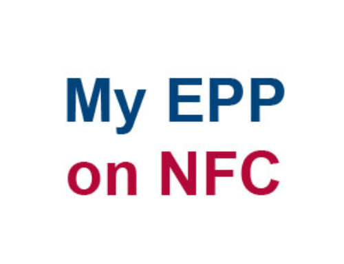 My EPP Employee Personal Page Account | SetUp with NFC