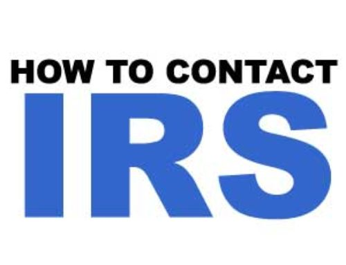How to get the IRS Phone Number | Live Person to Refund