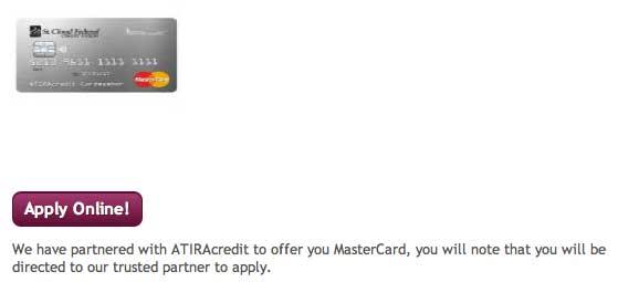 Mastercard Credit Union