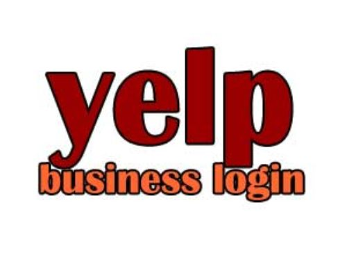 Yelp Business Login : Open your account now