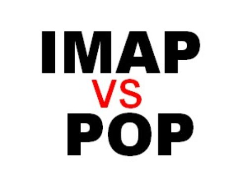 IMAP vs POP – Understand differences and email set up