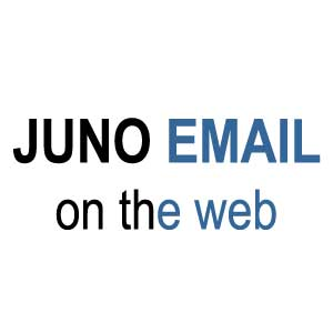 juno email on the web