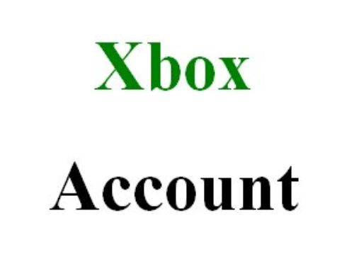 Manage your XBox Account to enjoy Good Playing