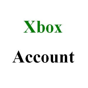 Xbox account