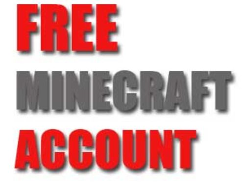 Register for a Free Minecraft account | Username & Password 2016