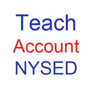 Teach Account NYSED