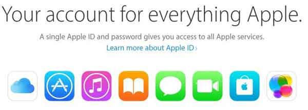 how to make apple account without credit card 2014