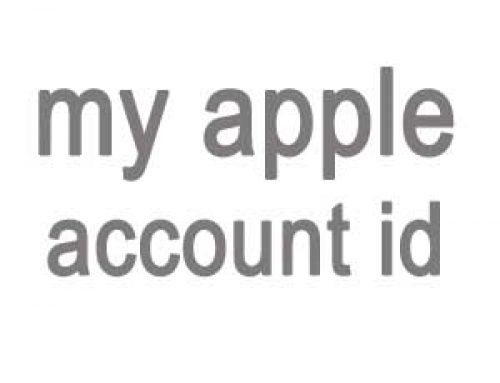 Create your Apple Account get an ID | Settings & Recovery