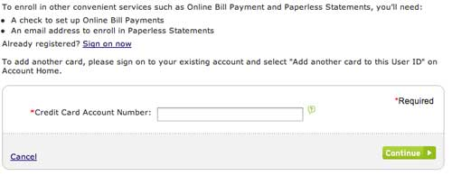Register Exxon Mobil account online