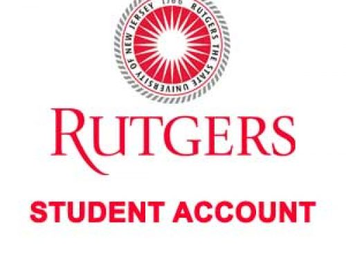 How can you get connected to your Rutgers Student Accounting ?