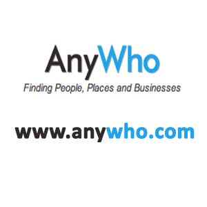White or Yellow pages on www.anywho.com   Reverse Look Up