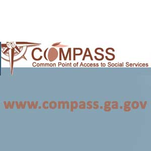 Make a change on www.compass.ga.gov