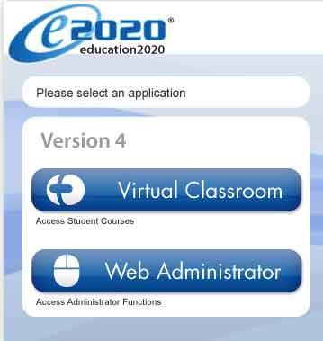 Education 2020 application