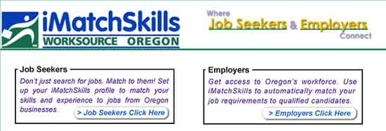 Imatchskills Oregon