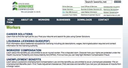 Job seeker solution