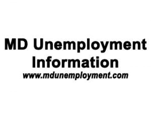 MD Unemployment Information on www.mdunemployment.com