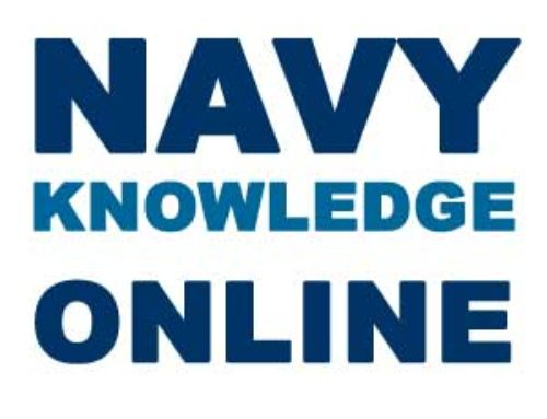 Navy Knowledge Online | Military Database Login