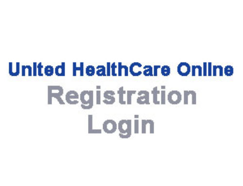 United HealthCare Online | Login & Registration Process