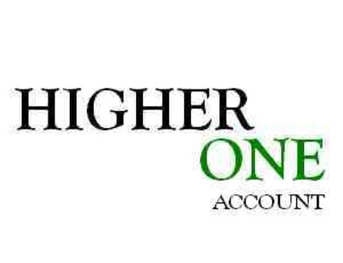 Create your Higher One Account | ATM & Address