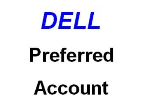Discover Dell preferred account | Online Payment