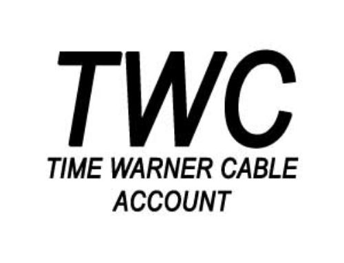 Create a TWC account and setup your features