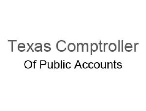 How to manage Texas Comptroller of Public Accounts ?