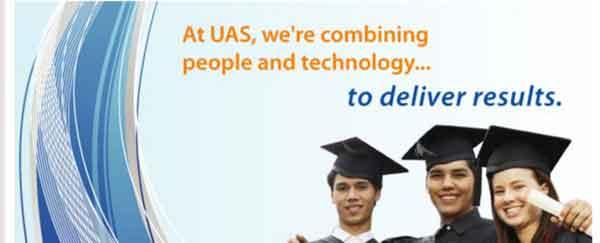 UAS students